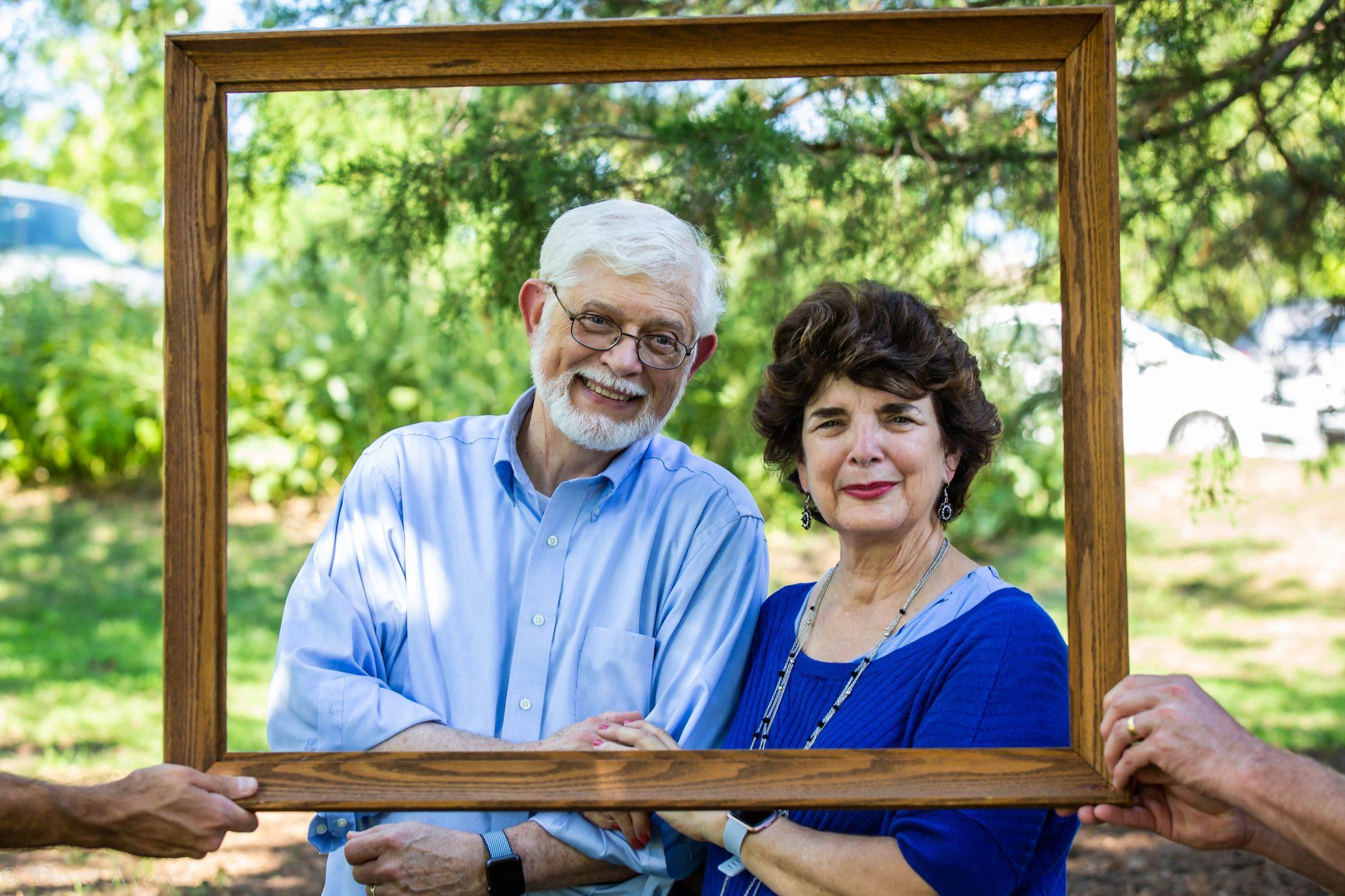 Sarah and Gary Armour